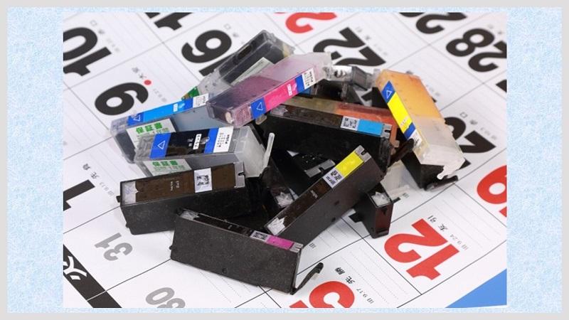プリンターのリサイクルインクや互換インクのトラブルの可能性などの特徴